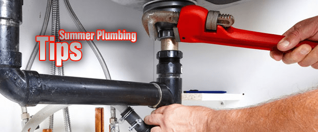 Summer Plumbing Tips Dallas