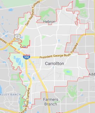 Carrollton Texas